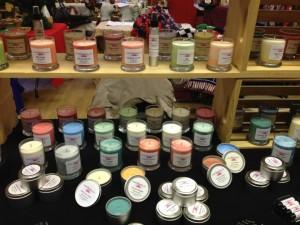 Candles Craft Fair